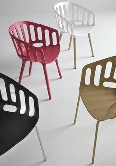Galiane, meubles et mobilier design : chaises, fauteuils, tabourets de bar, tables   http://www.mobilier-hotel-bar-restaurant.com/fauteuil-design-basket-p649.html