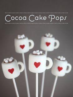 Cocoa Cake Pops
