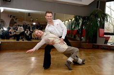 Vadim Garbuzov Pictures - Beatrice Richter Trains for 'Let's Dance' - Zimbio