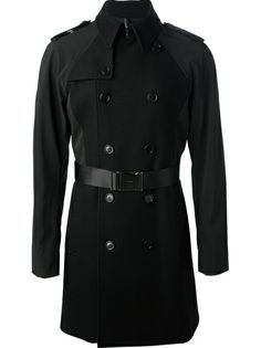 DIOR HOMME - trench coat 6  (*Manly style for the sartoriarly gifted man! kmh*)