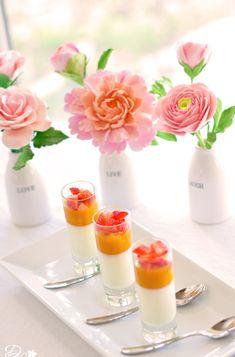 DK Designs CLAY flowers