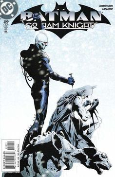 Batman gets trapped in a burning building with Mr. Freeze!