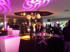 Background DJ bij OpenHuis Restaurant De Westerbouwing in Oosterbeek