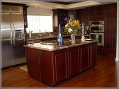 kitchen paint colors with cherry cabinets best kitchen colors with