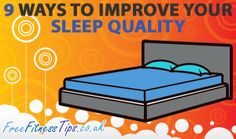 9 Ways To Improve Your Sleep Quality