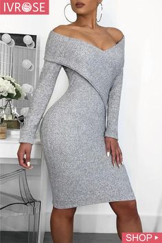 789e0eea60a47 27 Best IVROSE images in 2018 | Dresses, Fashion, Bodycon Dress