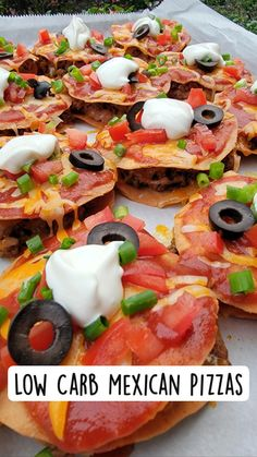 Low Carb Keto, Low Carb Recipes, Beef Recipes, Cooking Recipes, Healthy Recipes, Lowcarb Pizza, Mexican Food Recipes, Dinner Recipes, Party