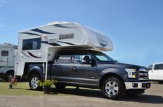 Lance Campers launches an all-out assault on the hard-side, half-ton, short bed truck camper market with the all-new 2016 Lance Source Short Bed Truck Camper, Rv Truck Camper, Slide In Camper, Truck Bed Camping, Pickup Camper, Pickup Trucks, Retro Campers For Sale, Best Pop Up Campers, Camper Trailer For Sale