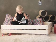 Luona Handmade's serene, wooden range of indoor/outdoor furniture provides soothing spaces for your family