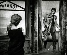 Orpheus Descending by Tennessee Williams, directed by Jerzy Jarocki, 1962 Photo: Wojciech Plewinski http://www.plewinski.com