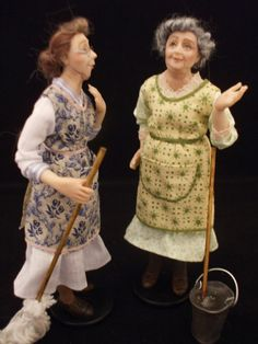 Julie Campbell Doll Artist: Character Dolls