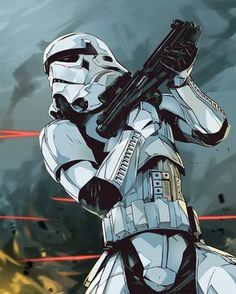 Star Wars - Stormtrooper #starwars