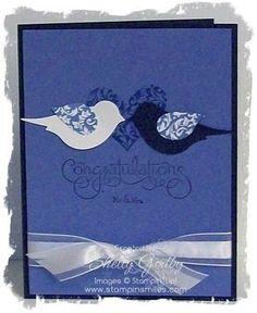 Stampin Up Wedding Card Ideas | Stamping Smiles