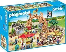 Playmobil 6634 - Mein großer Zoo: Amazon.de: Spielzeug