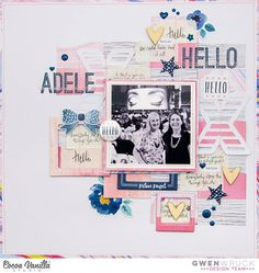 HELLO ADELE | WILD AT HEART AND HELLO SUNSHINE | GWEN WRUCK