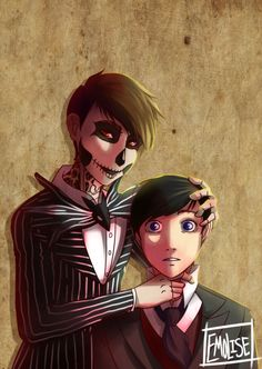 I think this is a Dan and phil version...so cute!!!