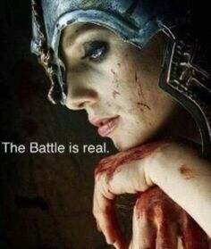 THE BATTLE IS REAL! Lesson One: Spiritual Warfare KJV Eph Wherefore take unto you the whole armour of God, that ye may be able to withstand in the evil day, and having done all, to stand