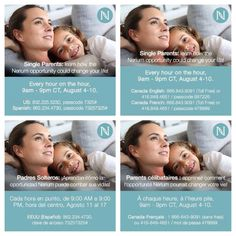 Special Opportunity for Single Parents in the US and Canada! Call in and listen to special message - this week only! Find out how Nerium can help you live better! Available in English, Spanish, and French. Call now then visit sdskinfix.nerium.com