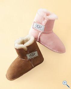 UGG®  Baby Booties, Sizes 2/3-6/7