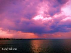 Clouds, Sea, Celestial, Sunset, Outdoor, Outdoors, The Ocean, Sunsets, Ocean