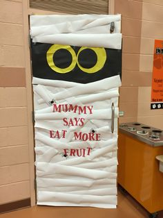 Cafeteria Door Fall Halloween Decoration School Bulletin Boards - Amazing Home Decoration Ideas