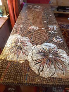 Mosaic table FPM