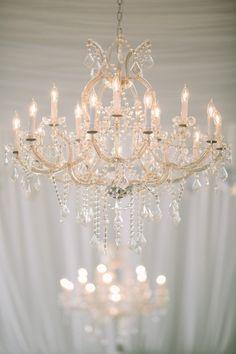 sparkling #chandelie