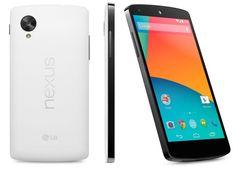 Nexus 5 Blanco - Unboxing