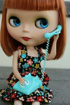 Blythe -Telephon