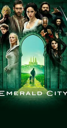 Emerald City | Fantasy | TV Series (2016– ) A modern reimagining of the stories that led to 'The Wizard of Oz'.