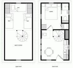 Homesteader's Cabin v.2 – Updated Free House Plan   Tiny House Design
