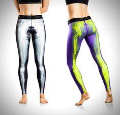 Nike X-Ray Bones Athletic Pants 2