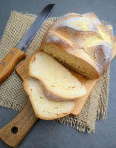 Pão de Milho (ou de Fubá) para o World Bread Day 2015