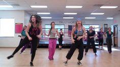 Red Hot Fitness - Cumbia Tribalera - Karla (Dance Fitness)