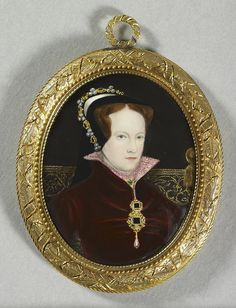 Mary I, Queen of England, Daughter of Henry VIII and Catherine of Aragon