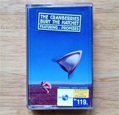 The Cranberries - Bury The Hutchet Featuring Promises/Original THAILAND Cassette #AlternativeIndie