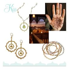 My Designs, for SOPHIA CHLOE Jewelry ❤ liked on Polyvore