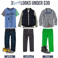 Where all 'da Cute Boys Clothes at!? + Shopping Advice from Small Fry #boysclothing #kidfashions #shoppingonabudget