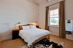 Gaffer's Cottage - Gaffer's Cottage is a historic Cape cottage set in a quiet cul-de-sac, in the exclusive area of Higgovale, within the inner city of Cape Town.  The cottage is north facing, ensuring plenty of sun and ... #weekendgetaways #capetown #southafrica