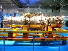 幻想連邦機構 中央情報局・国際航空宇宙展2004レポート    ESPRエンジンの全景