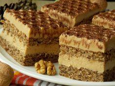 Polish Cake Recipe, Polish Recipes, Cheesecake, Breakfast Menu, Piece Of Cakes, Homemade Cakes, Let Them Eat Cake, Food To Make, Cake Recipes