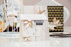 Video! Simon Says Stamp May Card Kit Wedding Themed Cards. Part #2