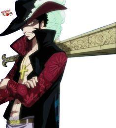 One Piece Mihawk