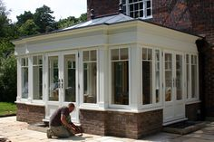 Bespoke orangeries Surrey, Hampshire & Berkshire | Thames Valley Windows
