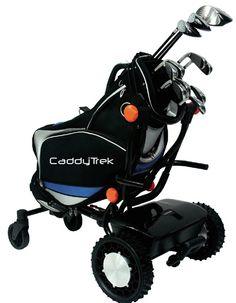 CaddyTrek Robotic Golf Caddy