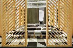Monochrome | Kale pavilion at Unicera 16 on Behance