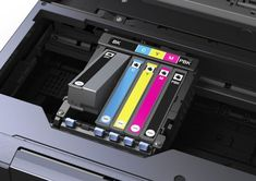 Have you changed an ink cartridge out of your Epson printer with a fresh one? But unexpectedly, your printer has stopped printing and revealing some invalid error? Then don't overthink this since you are not alone facing this dilemma as millions of users face this problem after changing their ink. There could be many reasons behind this problem of not printing on the Epson printer, and you'll be supposed to fix this issue as soon as possible to get back to complete your printing task. Paper Tray, 6 Photos, Inkjet Printer, Epson, Ink Cartridges, Prints, 10 Seconds, Tanks, Compact