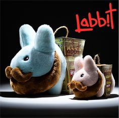 Love Labbit, and especially these new extra bearded ones.