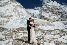 Παντρεύτηκαν στην κορυφή του Έβερεστ έπειτα από ανάβαση τριών εβδομάδων