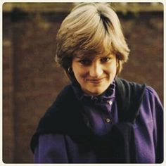 Lady Diana - January, 1980